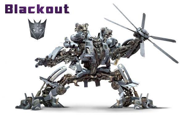 变形金刚模型Blackout 下载
