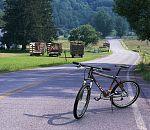 MAYA男士自行车模型下载