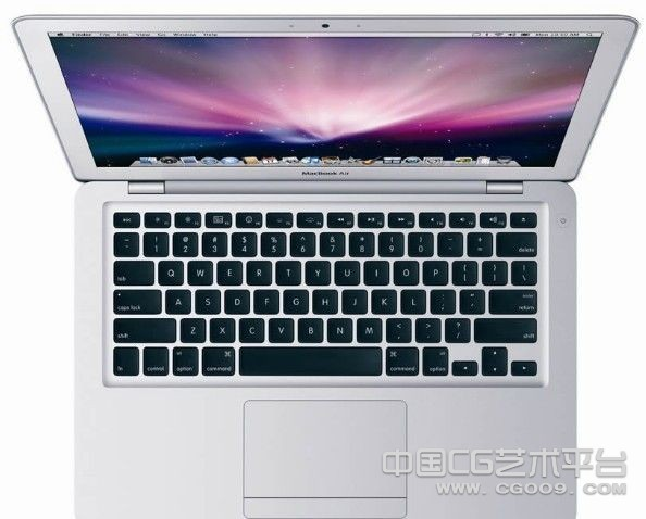 [笔记本模型]苹果笔记本3D模型   苹果笔记本模型