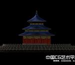 北京天坛3D建模模型下载   太和殿3D建筑模型下载