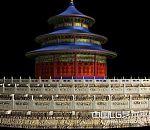 北京天坛建筑maya模型下载