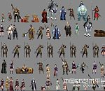 大唐无双所有游戏角色模型+场景模型下载