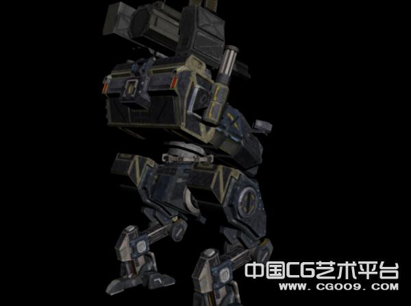 极度恐慌机甲模型下载