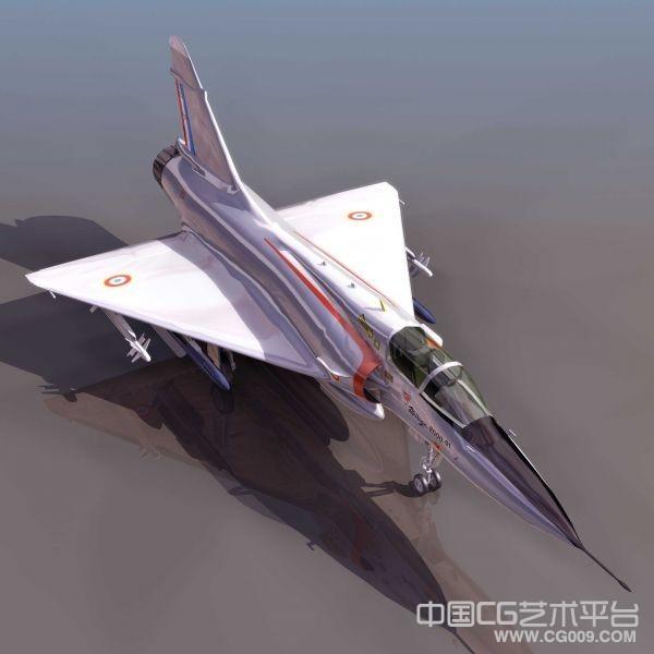 法国 幻影 MIRAGE 2 战斗机