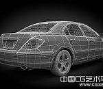 高模汽车VR渲染,效果费逼真!