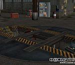 【极品飞车】-地下车库场景模型