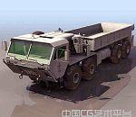 战地军用车辆3D模型大合集