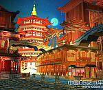 精雕极品之豪华宫殿3D建筑模型下载