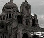 欧美古老教堂3d建筑模型下载