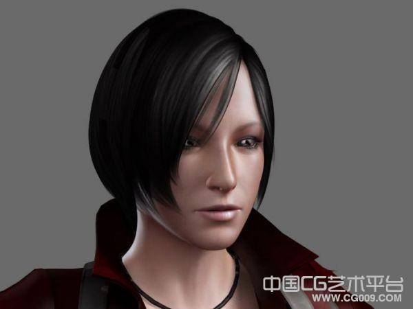 生化危机6游戏角色模型(Leon,Chris)