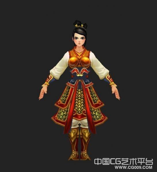 创世西游主要角色3d模型下载