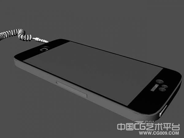 iphone5苹果手机模型下载