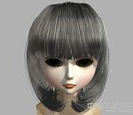 SD娃娃3d模型下载