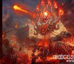 收集DOMINANCE WAR网站比赛CG作品大图下载