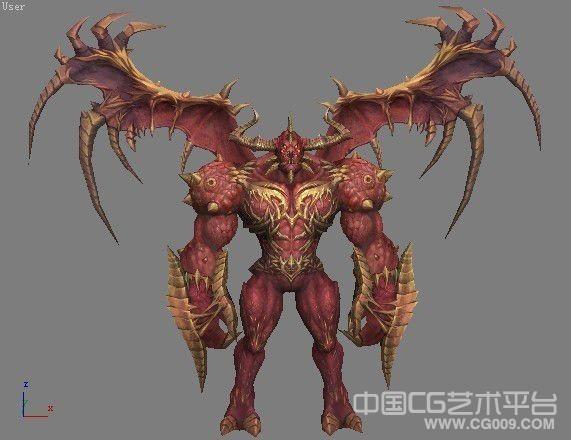 赤龙-怪物来了