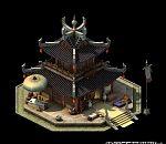 一个古代饰品店游戏场景高模 有贴图 非常精细