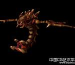 星际争霸2—虫族怪物模型下载