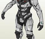 ZX强化装甲OBJ模型下载!