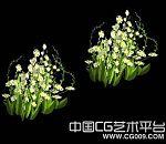 3d野花模型下载、野花模型