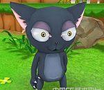 卡通灰猫模型下载,小灰灰卡通模型