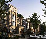 高品质3d建筑高模-德清雅兰国际公馆