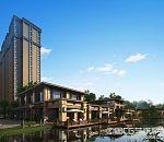 高品质3d现代建筑模型-国际昆山项目模型下载