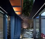 走廊室外建筑场景模型下载