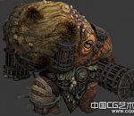 暗黑血统 BOSS怪物模型下载