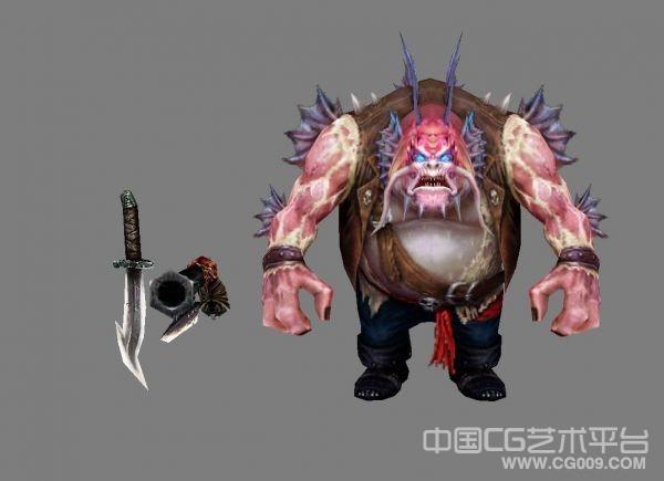 神魔大陆boss-恐怖杀人狂