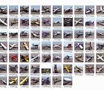 飞机模型大合集 有客机 有战斗机 轰炸机 应有尽