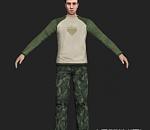 军人写实3d模型下载