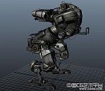 次时代精品怪物机器人3d模型下载