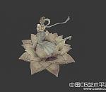 河女雕像模型下载