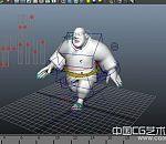 maya走路动画模型下载