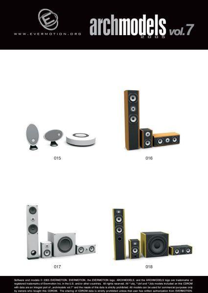 家用电器模型下载 3d电器模型下载