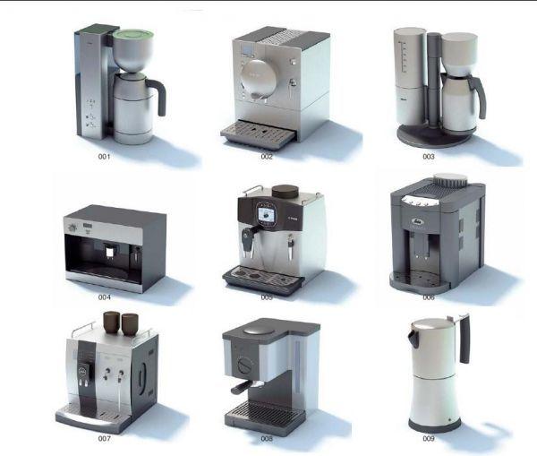 家用电器模型下载