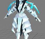 一套光明骑士3d模型下载+一套黑暗骑士3d模型下