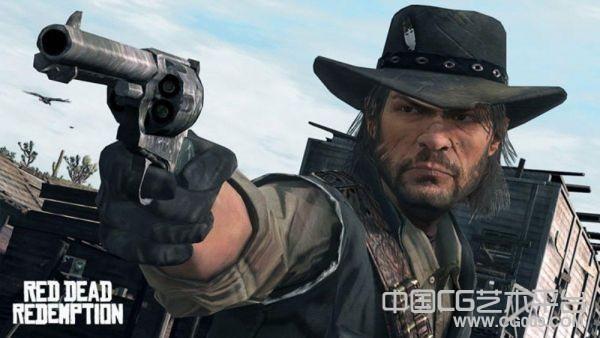 红色死亡救赎乔恩  Red Dead Redemption Jhon