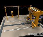 3d工具车模型,车床工具车模型下载