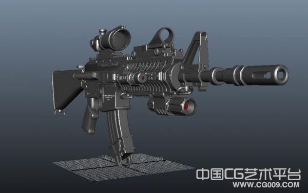 M4高精度模型