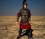 罗马禁卫军踢腿动作模型下载 贴图材质完整