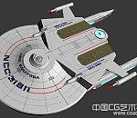 太空战舰飞船外星人战机宇宙飞船飞碟3d模型下