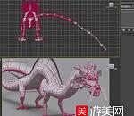 中国龙,带动画模型下载