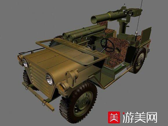 Jeep M15a 战车