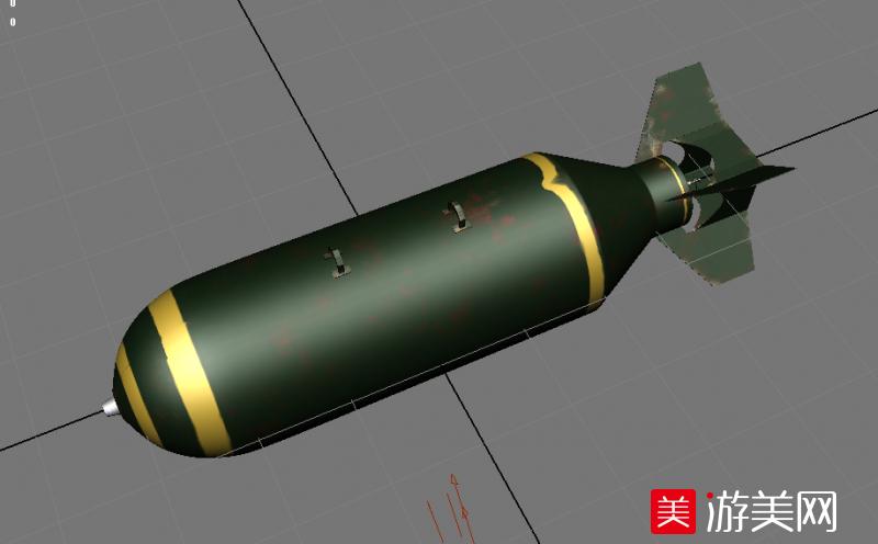 500磅炸弹(挂出来换东西的 勿喷)