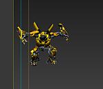 大黄蜂动画