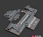 大明皇宫3D建筑模型下载