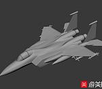 F15战斗机模型 很不错哦~~