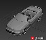 宝马汽车汽车模型轿车3d模型下载