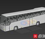 简单的公交车模型